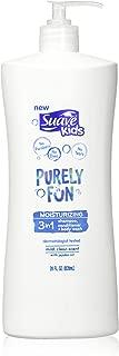 Suave Kids 3 In 1 Shampoo + Conditioner+ Body Wash Purely Fun, 28 Ounce