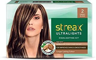 Streax Ultralights Highlighting Kit-Vibrant Blonde