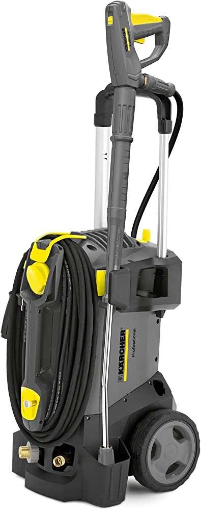 Kärcher HD 5/15 C Limpiadora de alta presión o Hidrolimpiadora - Limpiador de alta presión (5 m, 150 bar, 200 bar, 2800 W, 25,2 kg, 380 mm)