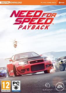 Need For Speed PayBack PC (Code in a Box)