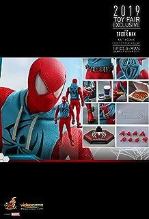 Hot Toys VGM 34 Marvel's Spider-Man (Scarlet Spider Suit) 1/6 Action Figure New