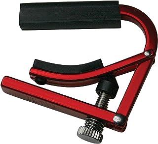 Shubb Lite Series BC-20LRD (L5RED) Banjo Capo - Anodized Red