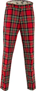 Best yellow tartan trousers mens Reviews