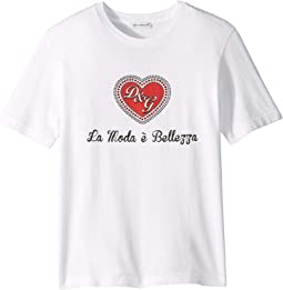 D&G Heart T-Shirt (Little Kids)