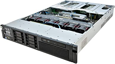TechMikeNY ProLiant DL380 G7 Server 2X 2.66Ghz X5650 6C 64GB 5TB Ubuntu 16 LTS (Renewed)
