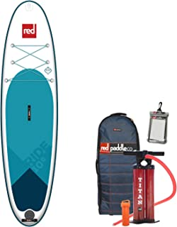 Red Paddle RPC 10.6 - Ride Stand-Up Paddleboarding, White/Light Blue