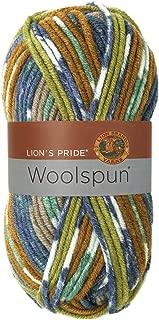 Lion Brand Yarn 671-202 Lion's Pride Woolspun, Forest Print