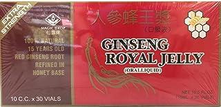 Ginseng Royal Jelly by Magic Drop 10 C.C. x 30 vials