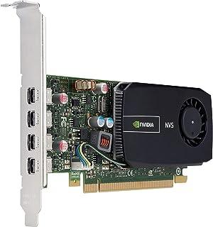 HP NVIDIA NVS 510 C2J98AA - グラフィックカード - Quadro NVS 510 - 2 GB GDDR3 - PCIe 2.0 x16 ロープロファイル - 4 x Mini DisplayPort - ワークステ...