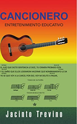 CANCIONERO: ENTRETENIMIENTO EDUCATIVO (Spanish Edition)