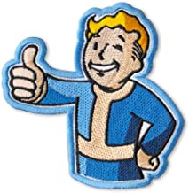 Fallout Vault Boy Embroidered Patch Iron On (3.5