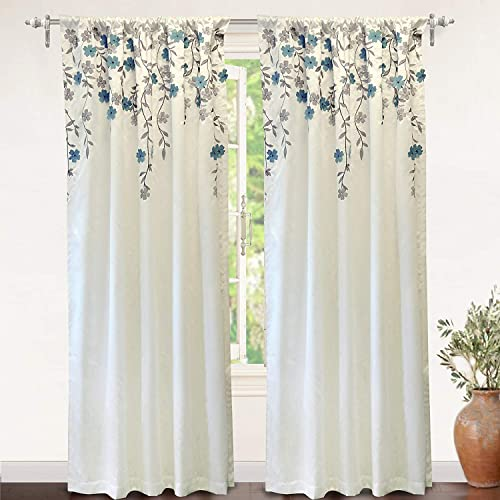 Drapes with Embroidery