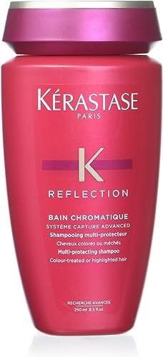 Kerastase - Gamme Réflexion - Bain Chromatique, Shampooing protecteur de couleur pour les cheveux colorés ou méchés -...