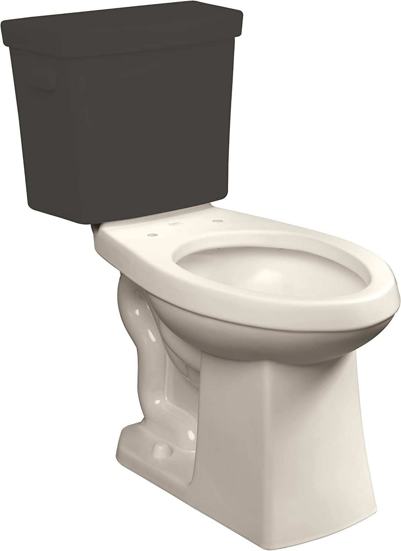 Danze Dc063330bc Cobalt Two Piece High Efficiency Toilet Bowl Biscuit Amazon Com