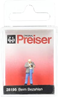 28195 Man Paying HO Scale Figure