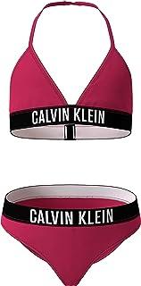 Calvin Klein Triangle Bikini Set Juego Niñas