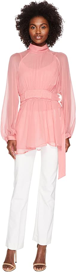 Sportmax - Ofridi Long Sleeve Belted Tunic