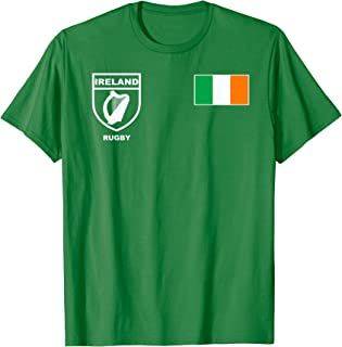 Ireland Irish Rugby Jersey Shirt Tee