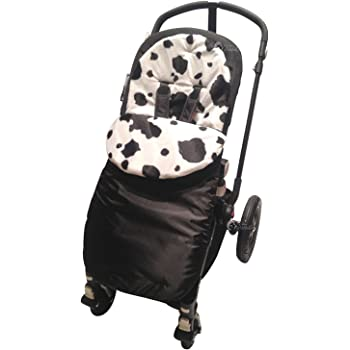 Animal Print Padded Footmuff Cosy Toes Compatible with Uppababy Vista//Cruz//...