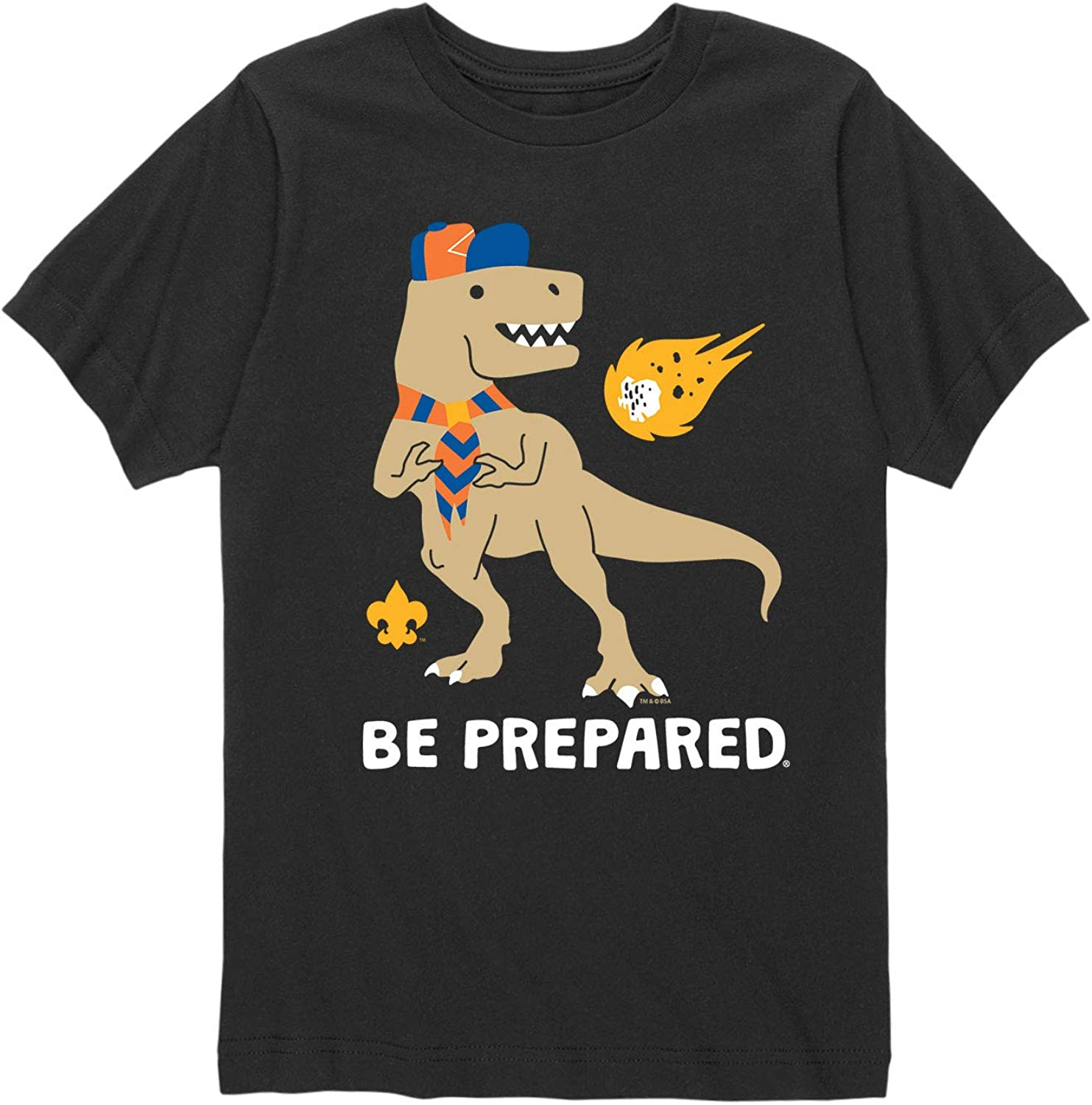 Boy Scouts of America Scout Dino - Youth Short Sleeve Graphic T-Shirt