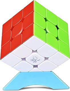 DaYan Guhong V3M Magnetic Magic Cube 大雁 魔方 3x3【磁石内蔵】FAVNIC 立体パズル 競技向け 3x3x3 中級者向け プレゼント (2021版 V4M)