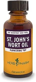 Herb Pharm St. John's Wort Topical Oil - 1 Ounce
