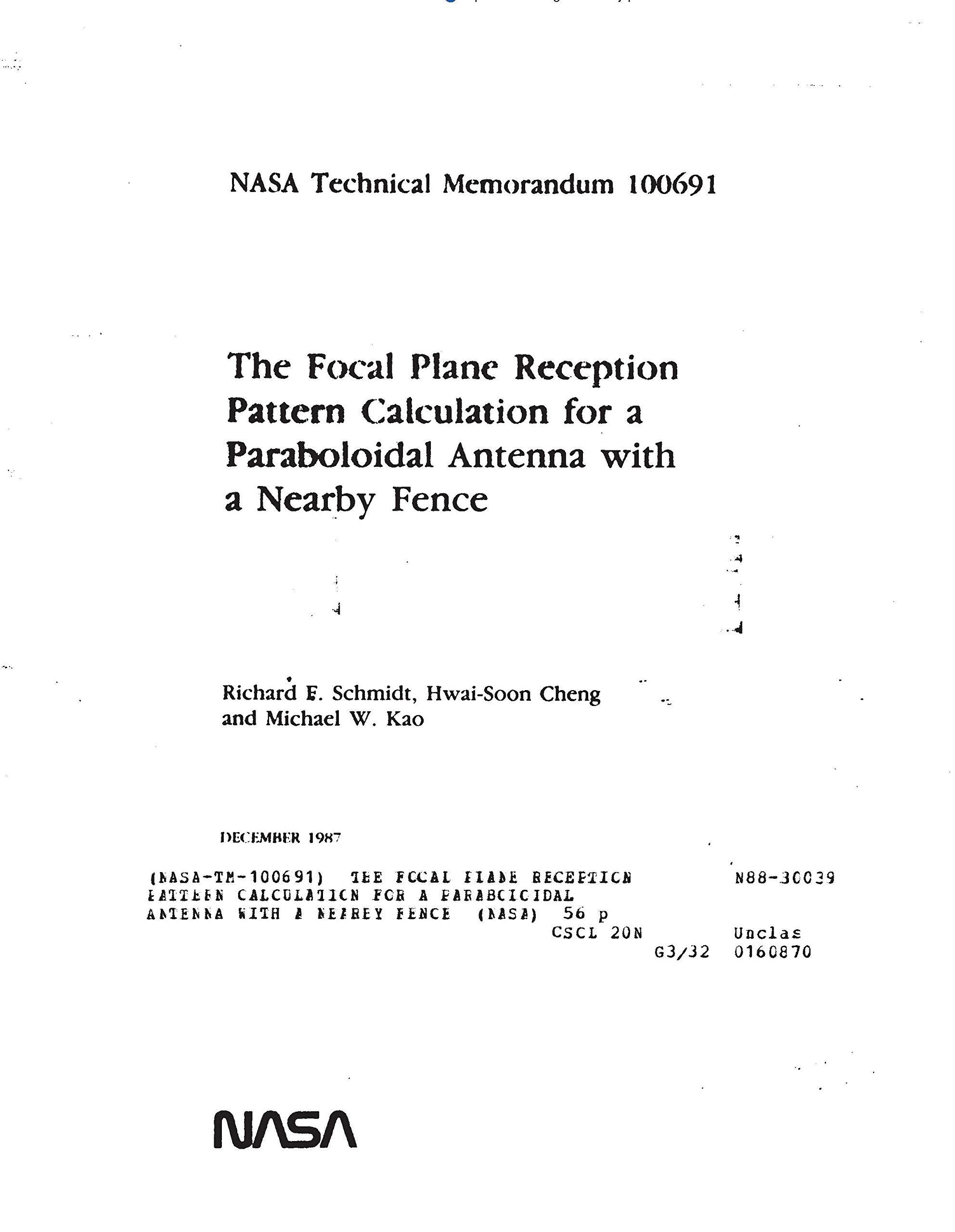 Antenna Radiation Pattern Calculation – Free Patterns