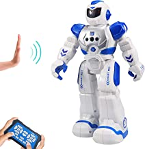 Sikaye RC Robot for Kids Intelligent Programmable Robot with Infrared Controller Toys, Dancing, Singing, Led Eyes, Gesture...