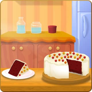 cooking red velvet cake games