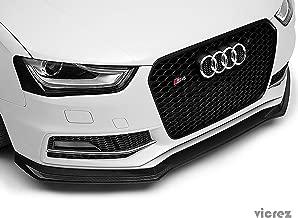 Vicrez Carbon Fiber Front Lip vz100841 for Audi S6 A6 C7 SLINE 2016-2018