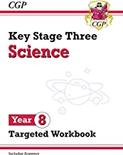 New KS3 Science Year 8 Targeted Workbook (with answers)