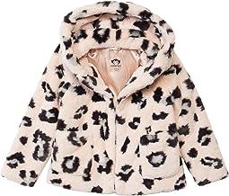 Cleo Faux Fur Coat (Little Kids/Big Kids)