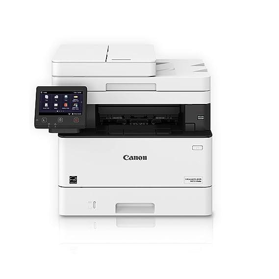 Canon Imageclass MF445dw - All in One, Wireless, Mobile Ready Duplex Laser Printer,