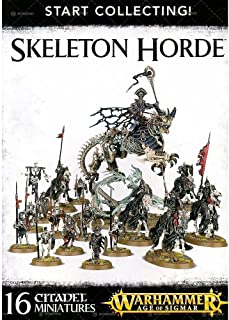 Warhammer Age of Sigmar Start Collecting Skeleton Hordes
