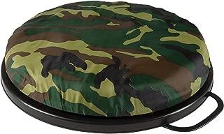 Allen Company Vanish Seat Bucket Lid - 12 inches Diameter x 2 inches High- Camo