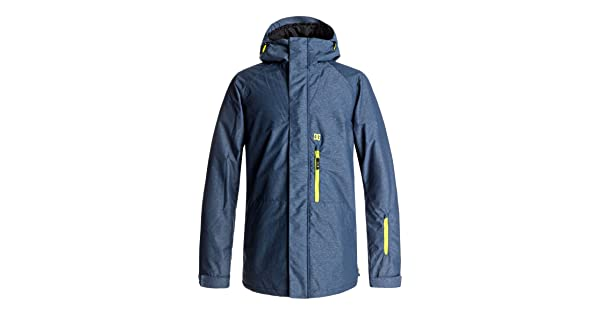 DC Mens Ripley 10k Water Proof Insulated Snow Jacket DC Young Men/'s Snow EDYTJ03049