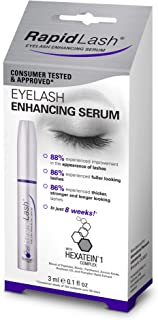 RapidLash - Rapid Lash Eyelash Enhancing Serum (with Hexatein 1 Complex) - 3 mL - Australian Version
