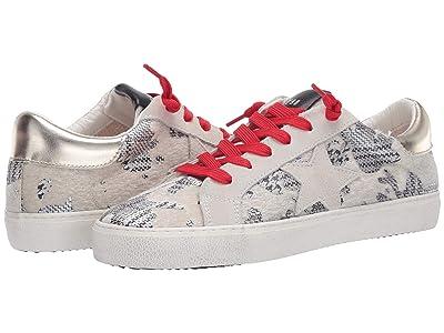 Steve Madden Philosophy Sneaker (White Multi) Women