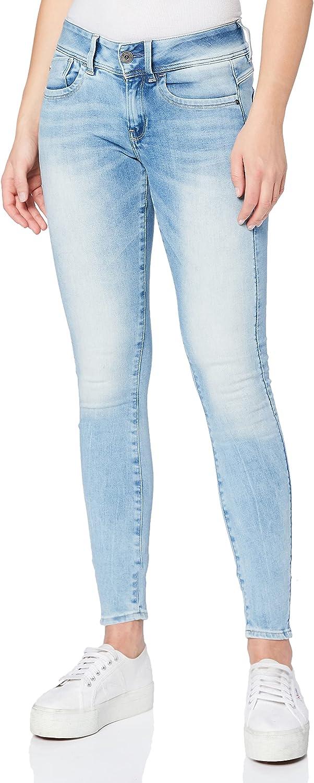 G-Star RAW Womens specialty Popular standard shop Lynn Waist Skinny Jeans Mid