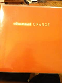 channel orange orange vinyl