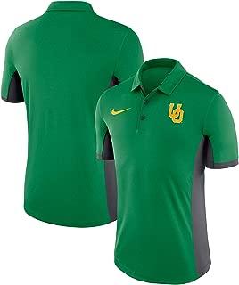 Nike Oregon Ducks Dri-Fit Throwback Evergreen Vault Polo Shirt (X-Large)