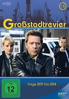 Großstadtrevier - Box 14: Staffel 19, Folge 209-224