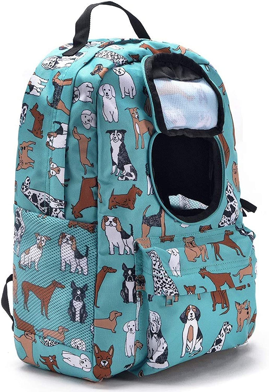 Pet Carrier Animal Bag for Cats Dogs, Carry Your Pet with You Safely and Comfortably