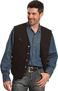 Wyoming Traders Men's Texas Concealed Carry Vest - Tb-Black