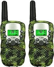 Teaisiy Long Range Two-Way Radios 38D - Best Gifts