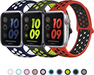 Atup Pack 3 Compatible With Apple Watch Band