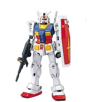 PG 1/60 RX-78-2 ガンダム (機動戦士ガンダム) 色分け済みプラモデル
