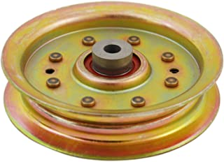 Heavy-Duty Flat Idler Pulley Replaces Cub Cadet 956-04129 956-04129C 756-04129B 756-04129C MTD 753-08171 756-04129B 756-04129C 956-04129 956-04129C Fits 38