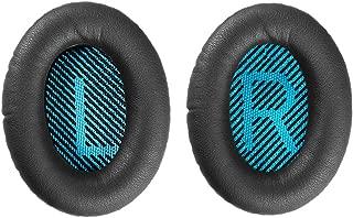 Replacement Ear Pads Cushion for Bose Headphones QuietComfort QC2 QC15 QC25 QC35 SoundLink SoundTrue Around-Ear II AE2 Ae2i Ae2w