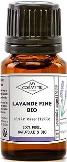 Aceite Esencial de Lavanda Fina orgánico - MyCosmetik - 10 ml